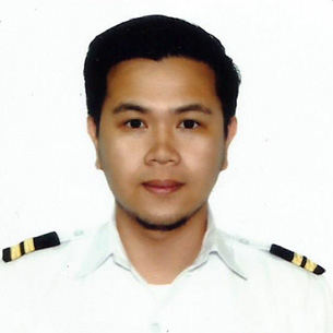 Capt. John Willy Uy