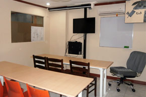 Masters Flying School Classroom